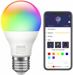 Govee LED Light Bulb Dimmable