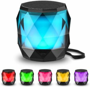 LED Bluetooth Speaker