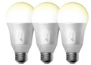 TP-Link Smart LED Light Bulb, Wi-Fi, Dimmable White