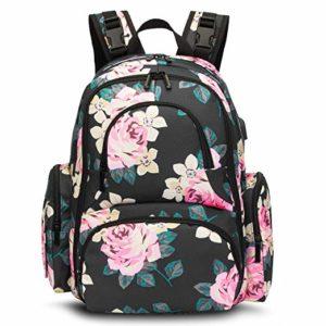 baby girl backpack diaper bag