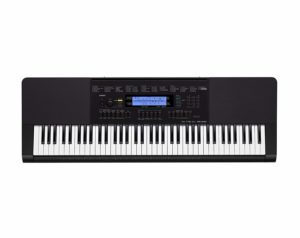 Casio WK-245 76-Key Touch Sensitive Keyboard