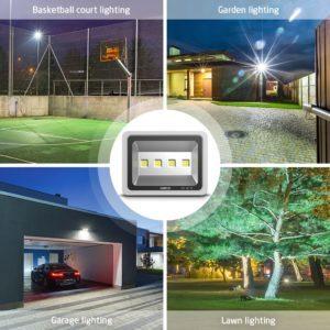 best led outdoor flood light