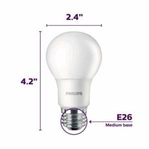 cool white led lamp