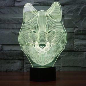 3D LED Lamps