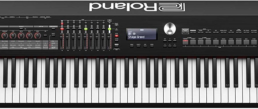 Roland Digital Piano Reviews & roland rd-2000