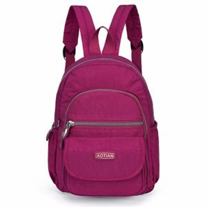 pink diaper bag backpack
