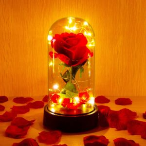 rose flower lights