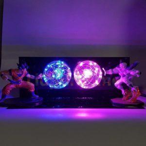dragon ball z light lamp