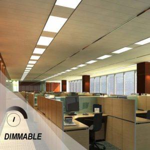 led light panels ceiling