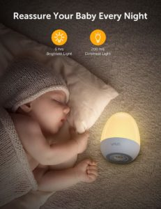 Best Nightlight For Breastfeeding