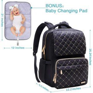 BAMOMBY Diaper Bag
