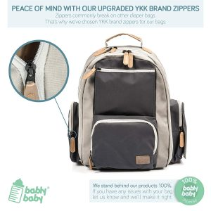 Bably Baby Diaper Bag