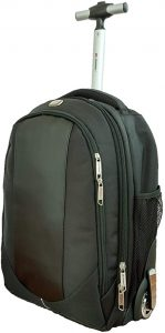 Gladiador Rolling Carry on Luggage Business Bag