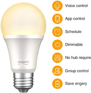 Gosund Smart Light Bulb