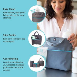 J.L. Childress Bottle Breastmilk Cooler Bag