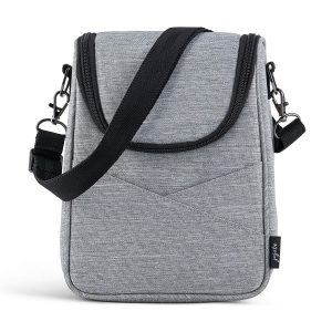 JuJuBe Insulated Baby Bottle Cooler Bag