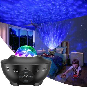 LBell Night Light Projector