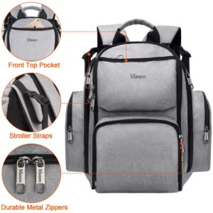 Large Travel Multifunction Baby Bag