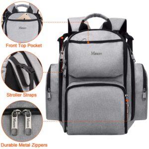 Large Travel Multifunction Baby Bag
