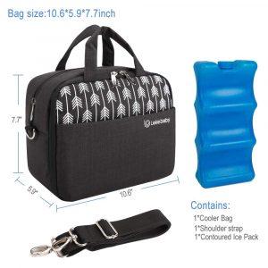 Lekebaby Breast Milk Cooler Bag