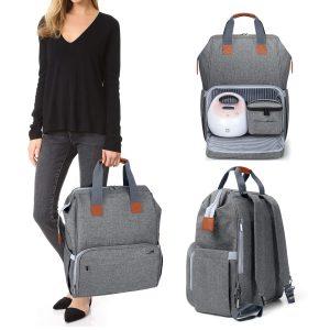 Luxja Breast Pump Bag