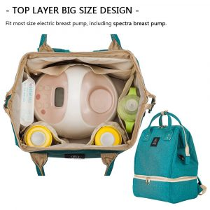 MOMIGO Breast Pump Backpack