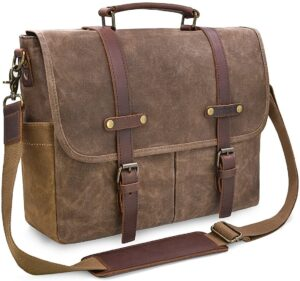 Mens Messenger Bag 15.6 Inch