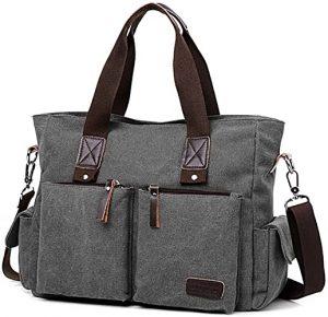 Messenger Tote Bag