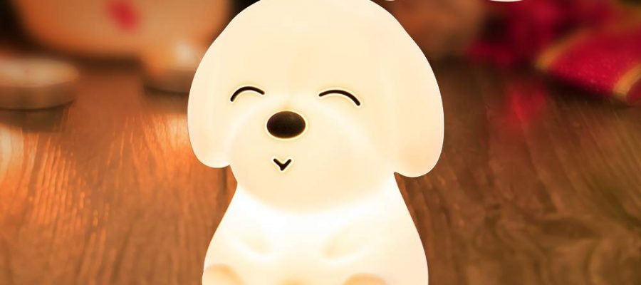 Mubarek Night Light for Kids