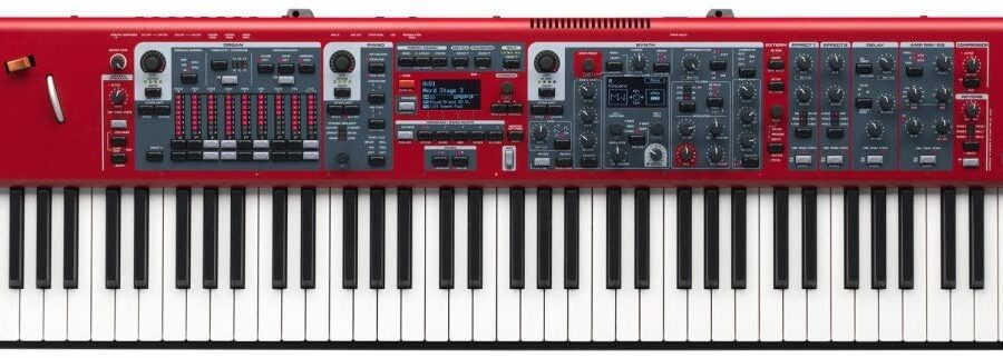 Nord Stage 3 88-Key Digital Piano