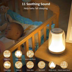 Novostella Sound Machine Night Light