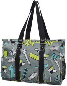 Nurse Canvas Tote Bag