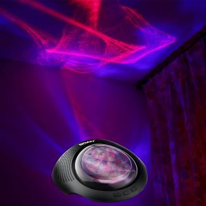 SOAIY Aurora Night Light Projector