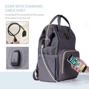 SUNVENO Diaper Bag Backpack