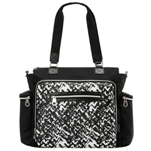 SoHo Times Square Diaper Bag