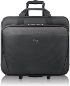Solo New York Empire Rolling Laptop Bag