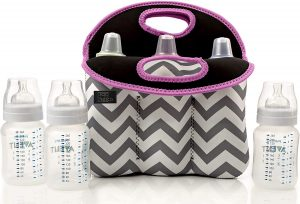 Vettore Insulated Baby Bottle Cooler Bag