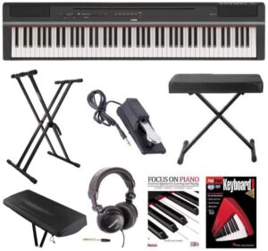 Yamaha P125 88-Key GHS Digital Piano