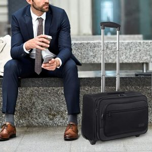 Ytonet Rolling Laptop Bag