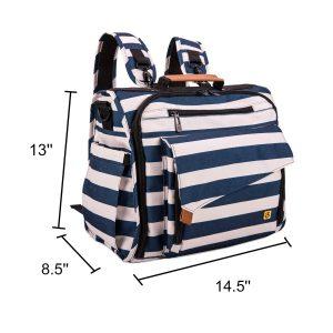 allcamp diaper bag backpack