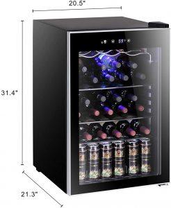 antarctic star mini fridge