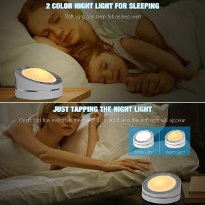 bentale touch night light