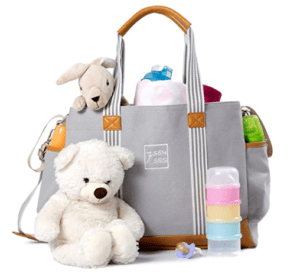 best fashionable diaper bags