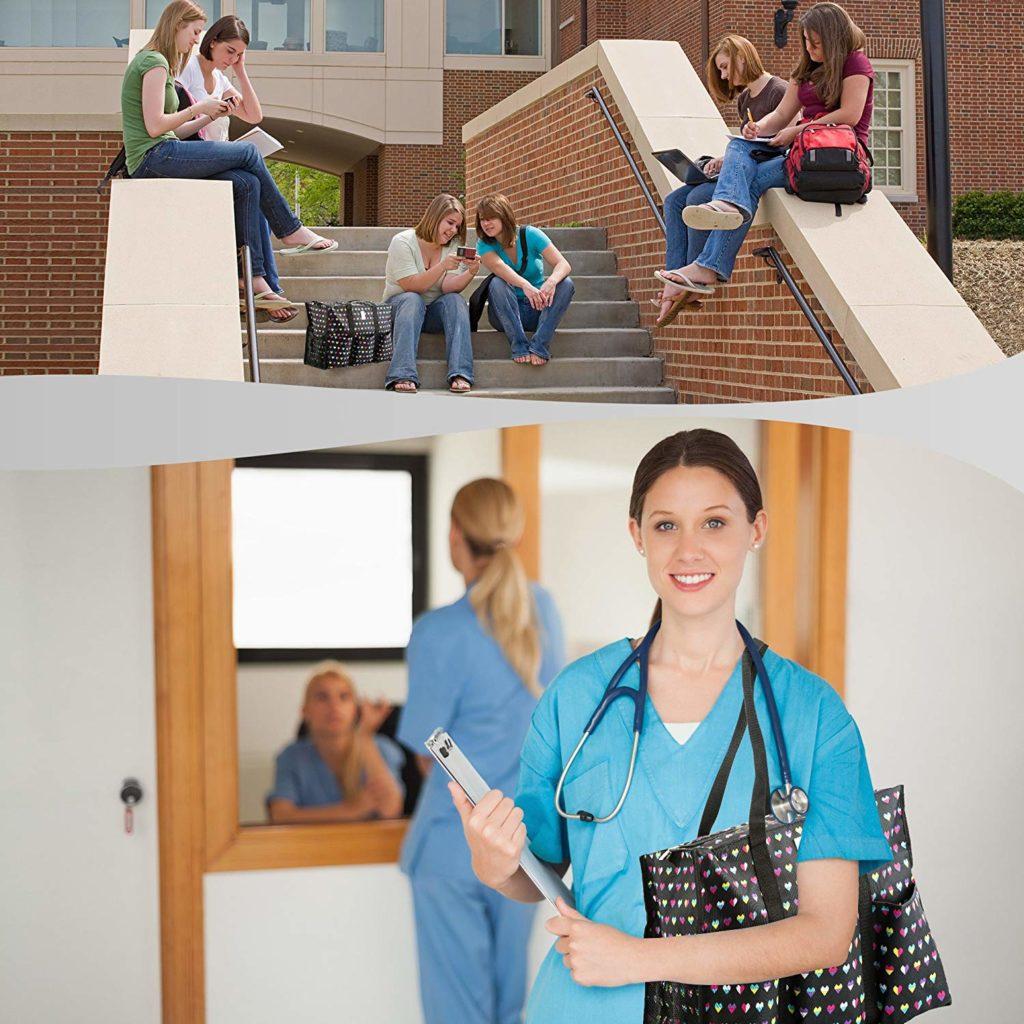 best tote bags for nurses