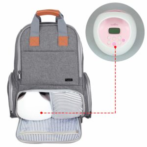 breast pump backpack only