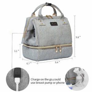 breast pump carry bag