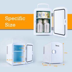 mini fridge for baby bottles