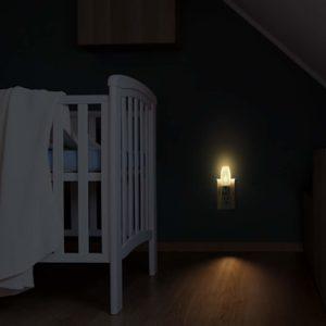 night light for night feeds