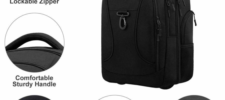 wheeled computer bag
