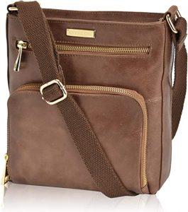 ESTALON Vintage Adjustable Shoulder Bag